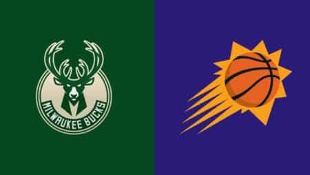 Tip dana: Milwaukee Bucks – Phoenix Suns(Košarka, Utorak, 20.07.2021.)