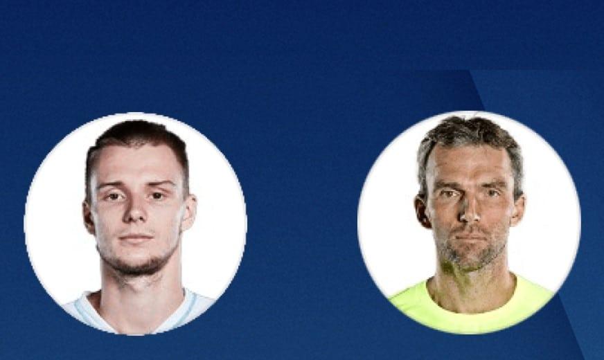 Tip dana: Ivo Karlović – Alexander Bublik(Tenis, Srijeda, 14.07.2021.)