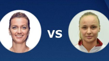 Tip dana: Petra Kvitova – Rebecca Sramkova(Tenis, Ponedjeljak, 12.07.2021.)