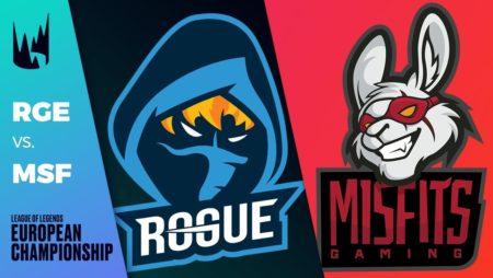 Tip dana: Rogue – Misfits(Esport, Petak, 09.07.2021.)