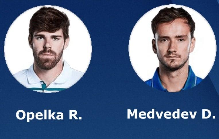 Tip dana: Daniil Medvedev – Reilly Opelka (Tenis, Nedjelja, 15.08.2021.)