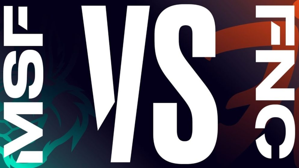Tip dana: Fnatic – Misfits(Esport, Petak, 20.08.2021.)