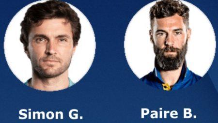 Tip dana: Benoit Paire – Gilles Simon(Tenis, Utorak, 24.08.2021.)