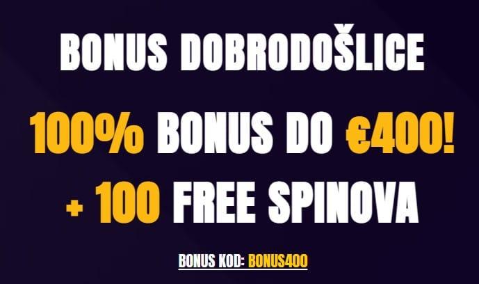 Mozzart bonus dobrodošlice