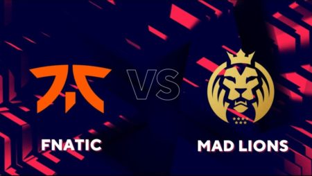 Tip dana: MAD Lions – Fnatic(Esport, Nedjelja, 29.08.2021.)