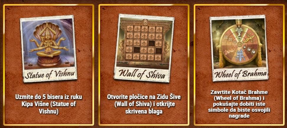 Pearls of India slot igra