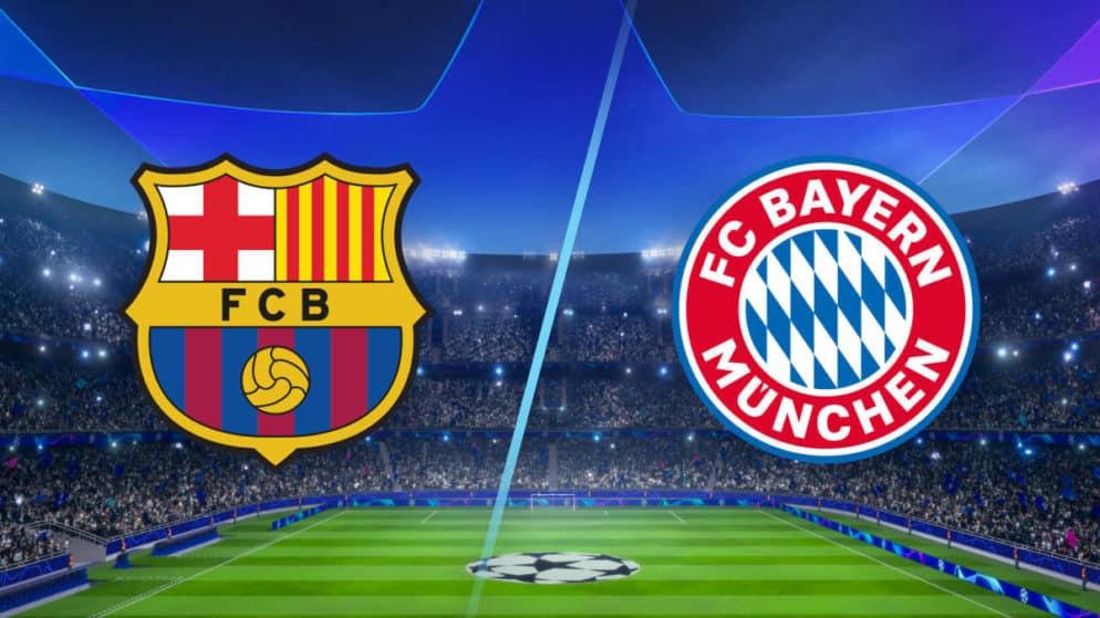 Tip dana: Barcelona – Bayern(Nogomet, Utorak, 14.09.2021.)