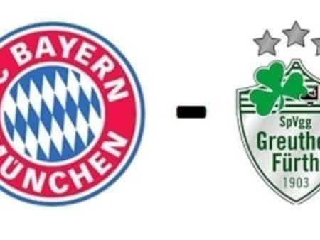 Tip dana: Greuther Furth – Bayern(Nogomet, Petak, 24.09.2021.)