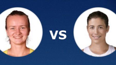 Tip dana: Barbora Krejcikova – Garbine Muguruza(Tenis, Nedjelja, 05.09.2021.)