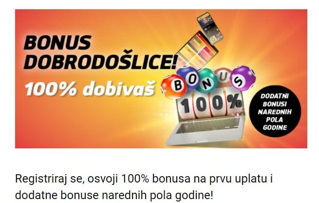 Bonusi na HL casino stranici