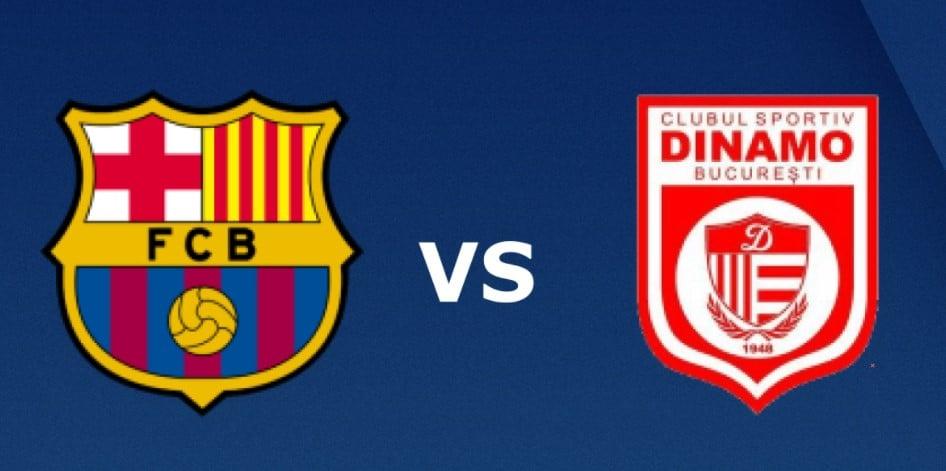 Tip dana: Barcelona – Dinamo Bukurešt(Rukomet, Četvrtak, 14.10.2021.)
