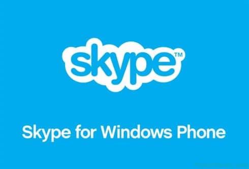 Skype za Windows Phone 8