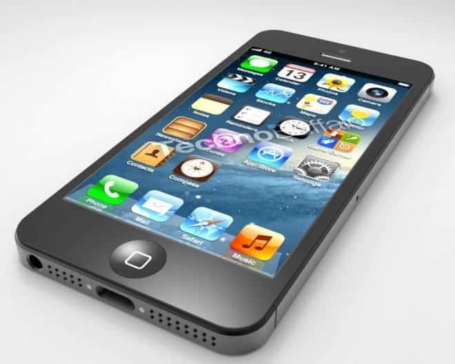 iPhone 5S dolazi uskoro.