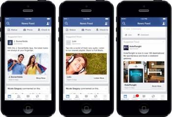 Facebook mobiteli