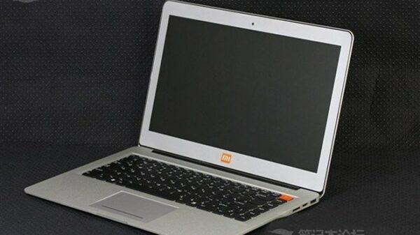 Xiaomi laptop