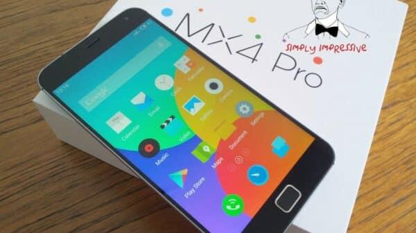 Meizu MX4 Pro