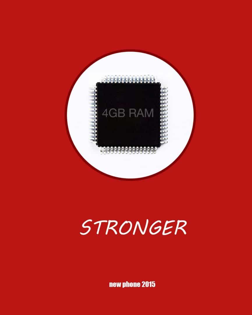 4GB rama ulefone