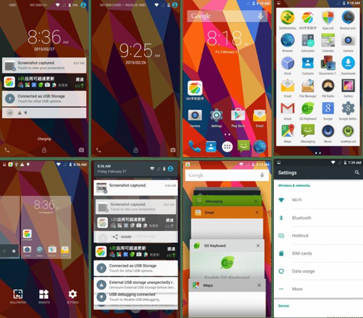 dg700 Android 5 Lollipop