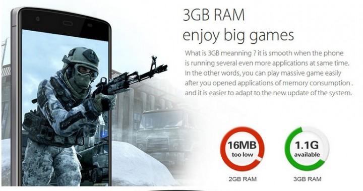 ECOO E04 Plus 3gb rama