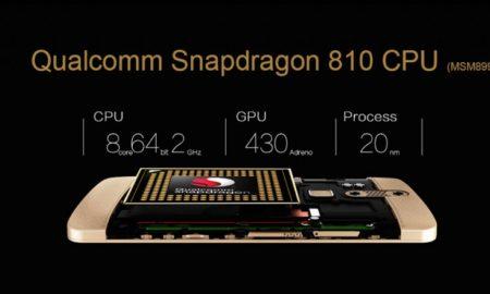 ZTE Axon Elite CPU