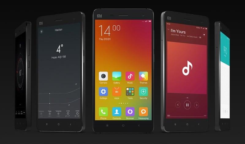 Xiaomi MI4 (credit: Everbuying)