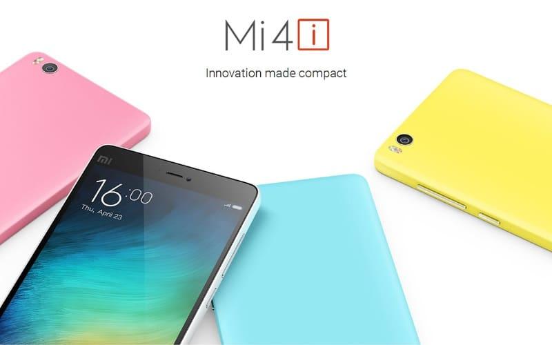 Xiaomi MI4I (credit: Everbuying)