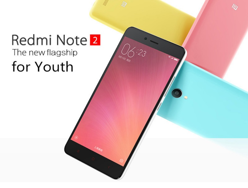 RedMi Note 2 (credit: Everbuying)