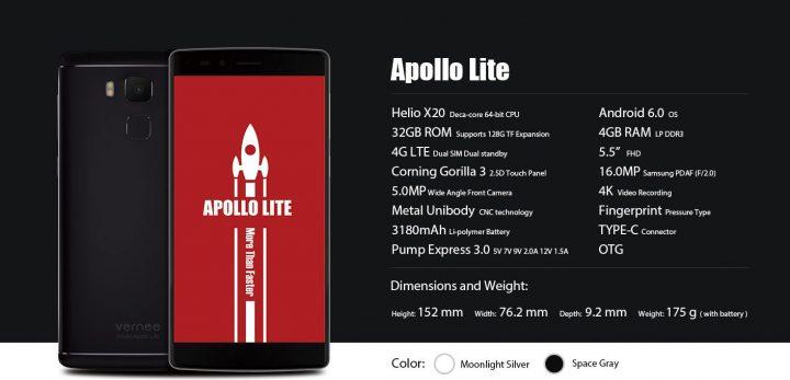 Vernee-Apollo-Lite-specifikacije