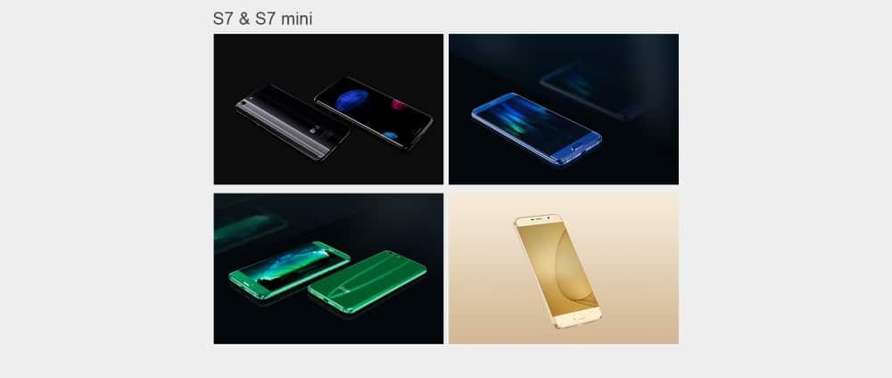 Elephone S7 & S7 mini