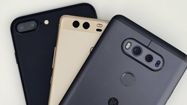 Tipovi dualnih kamera na mobitelima