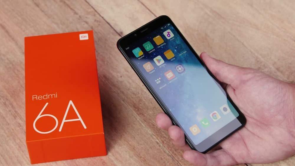 Najbolji mobiteli do 1000kn - Redmi 6A