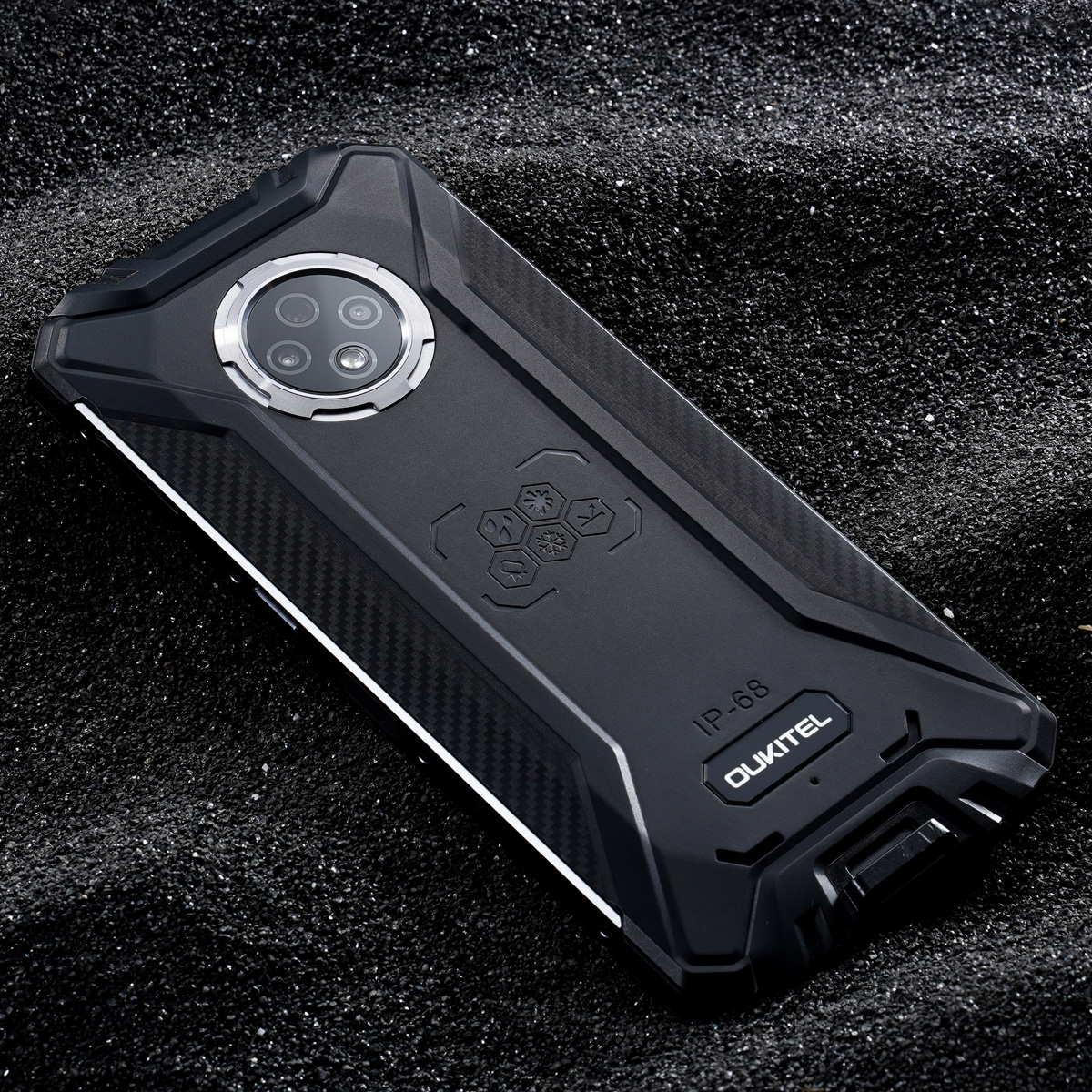 OUKITEL WP8 Pro kamere