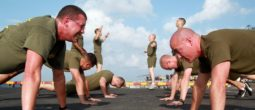 CLB-11 Marines and sailors exercise aboard USS Makin Island