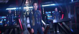 Star Trek Discovery prizor s mosta