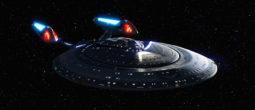 Enterprise E iz Star Trek TNG filmova