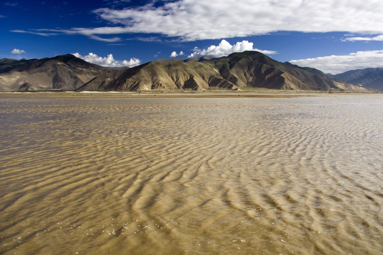 Yarlung Tsangpo rijeka u Tibet / Credit: Wikimedia