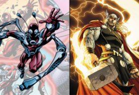 Napokon Ant Man i Thor?