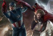 The Avengers: Promotivni crteži