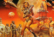 Rose McGowan je Barbarella