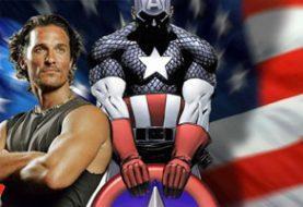 McConaughey je Captain America?