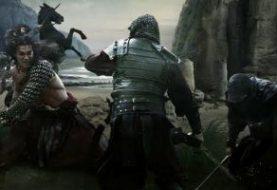 Reklama, posteri: Conan the Barbarian