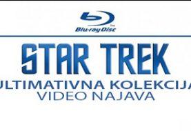 Kolekcija Star Trek najava