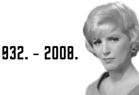Preminula Majel Roddenberry