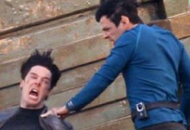 Prve slike sa seta Star Trek XII