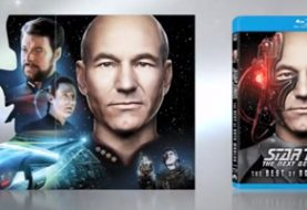 Star Trek TNG S3 i Best of Both Worlds na BluRayu