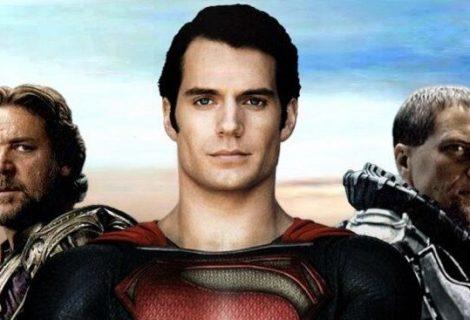 Novi trailer za Man of Steel