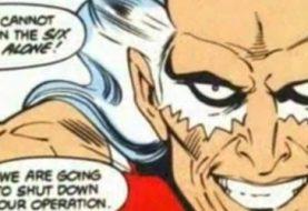 SnowFlame, najluđi stripovski negativac