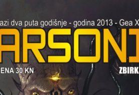 Izabrane priče i naslovnica za novi Marsonic