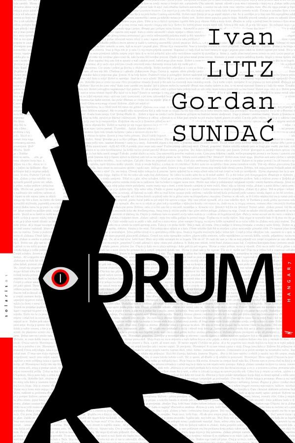 """Naslovnica romana """"Drum"""""""