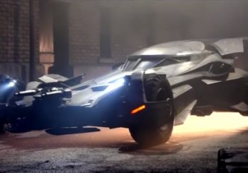 Kako vam se sviđa novi Batmobile?